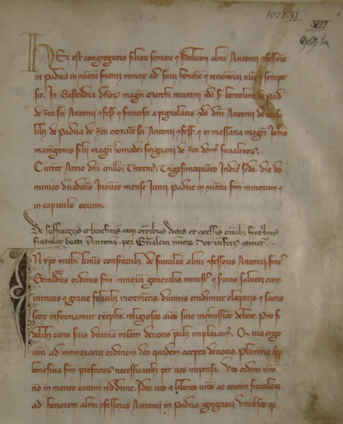 Statuto del 1334